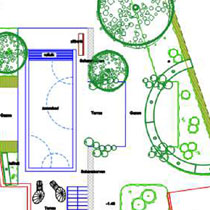 Groentac tuinontwerp te maldegem for 3d tuinarchitect