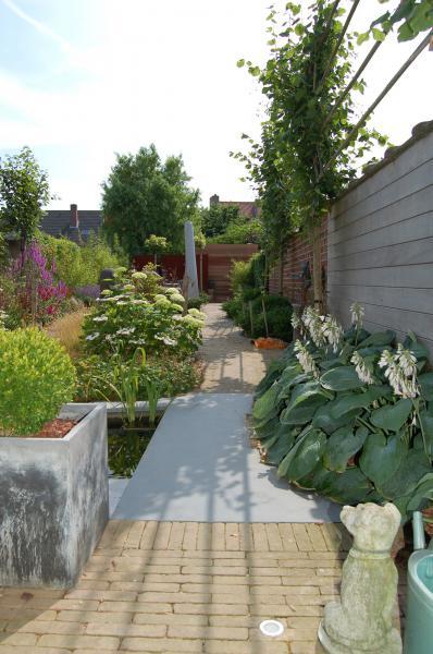 Voorbeelden van stadstuinen groent a c bvba for Kleine stadstuin voorbeelden